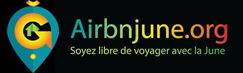 Locations de vacances en monnaie libre Airbnjune