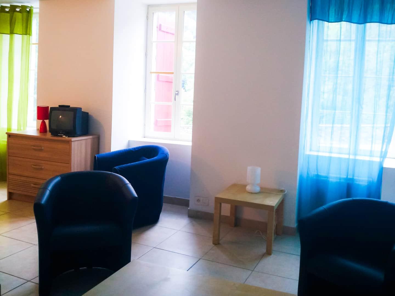 Appartement T1 Bis à Luz Saint-Sauveur –  à 2 pas des thermes de Luzéa