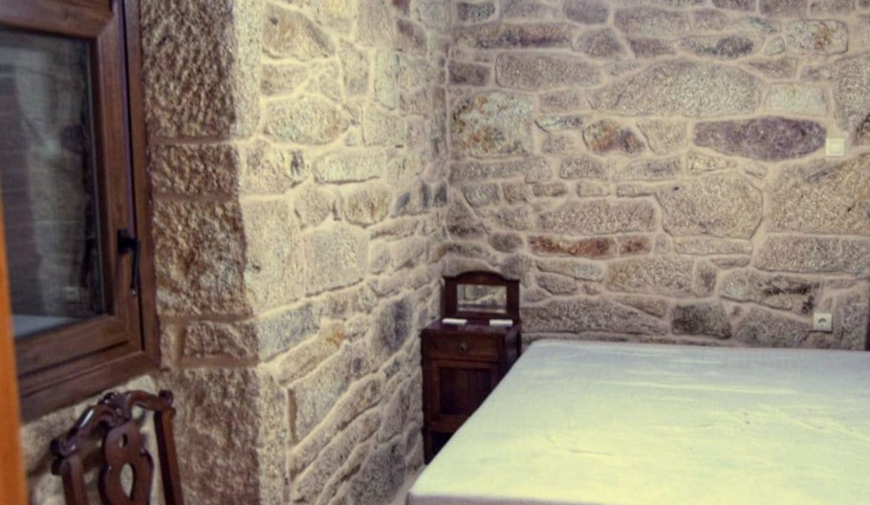 chambre-double-adultes-Carballiño-Espagne