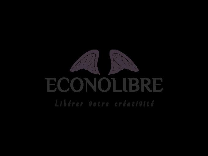 Logo Éconolibre, porteur du projet Airbnjune