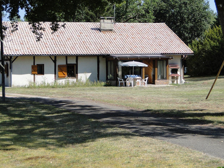 Gîte du GRAND LAMIC à TALLER dans les Landes