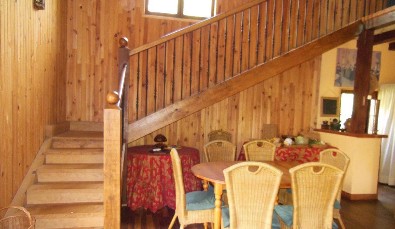 le cottage, salle à manger