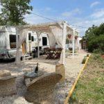 Caravane et terrasse privée, les Adrets de l'Esterel - Airbnjune