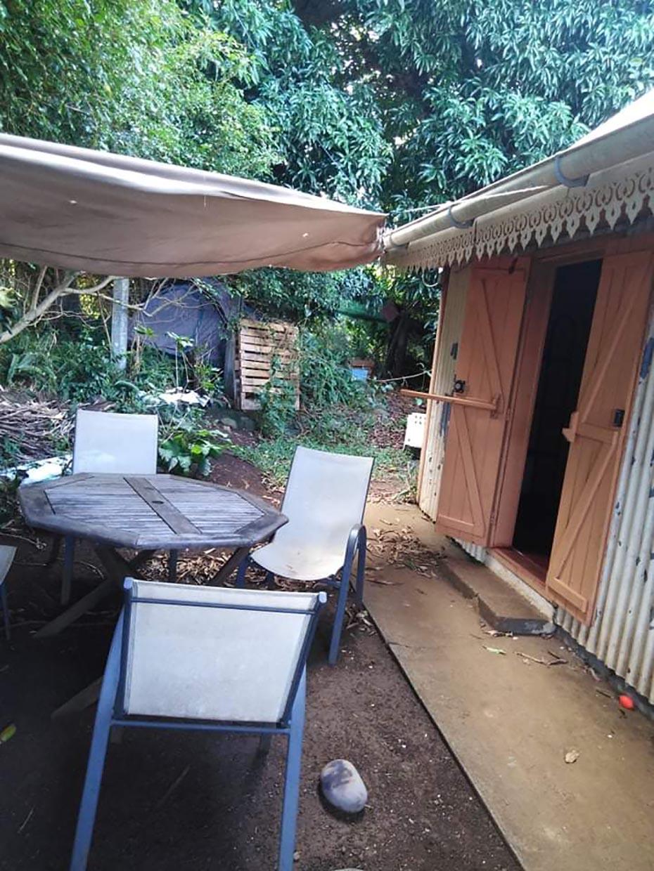 Chambre chez l'habitant à Saint Joseph île de la Réunion